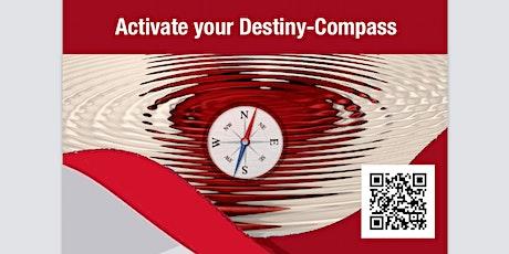 Activate your DESTINY COMPASS (Online) tickets