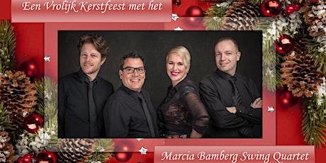 Marcia Bamberg Swing Quartet (ochtend optreden) tickets