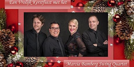 Marcia Bamberg Swing Quartet (middag optreden) tickets