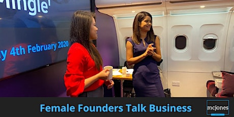 Female Founders Talk Business tickets