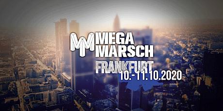 Megamarsch Frankfurt 2020 **Ausverkauft** billets