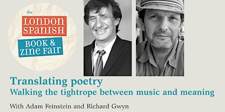 Translating poetry: Walking the tightrope between music and meaning tickets