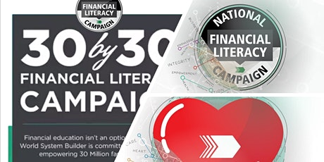 Financial Literacy Campaign SAVE YOUR FUTURE! tickets