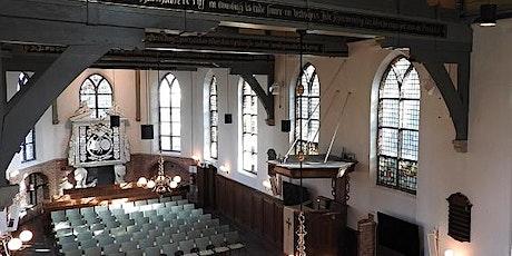 Preek van de Leek in de Oude Kerk op 4 oktober 2020, Heemstede tickets