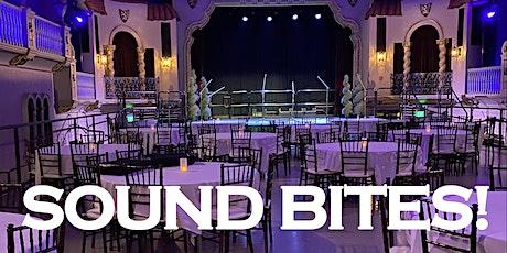 Sound Bites with Tri Tri live at the Granada. tickets