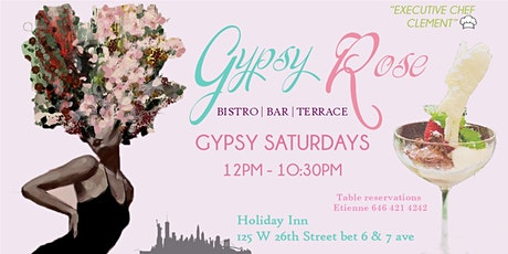 GYPSY ROSE SATURDAYS tickets