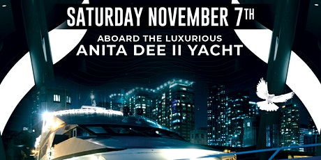 ALL BLACK AFFAIR ( YACHT CRUISE PARTY) tickets