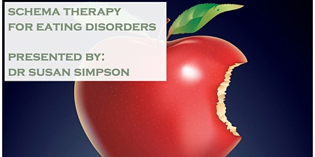 ONLINE Schema Therapy for Eating Disorders Training tickets