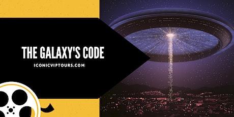 The Galaxy's Code Virtual  Escape  Game tickets