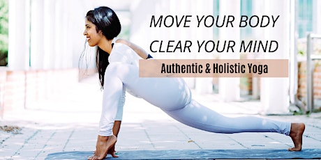 Move your Body (Fitness) & Clear your Mind (Mindfulness) Outdoor Yoga Tickets