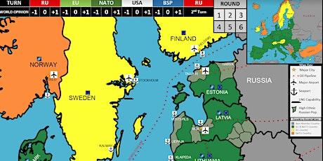 Flashpoint Baltics Matrix Wargame tickets