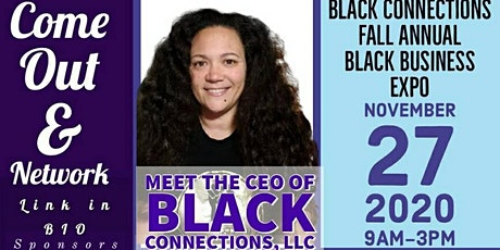 Black Connections Expo tickets