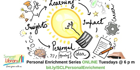 Virtual Personal Enrichment tickets