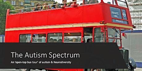 Autism - the Open-top Bus Tour tickets