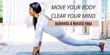 Move your Body & Clear your Mind Outdoor Yoga Tickets