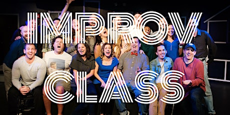 Intro to Improv Acting Class | Virtual tickets