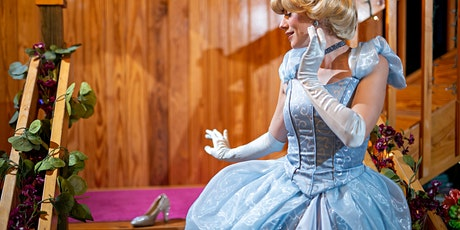 Art with Character: Create Your Own Glass Slipper with Cinderella tickets