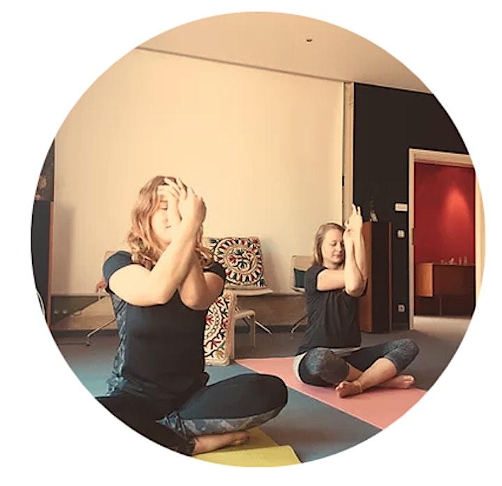 ONLINE SALON F // Kursreihe: Yoga Gentle mit Katharina: Bild