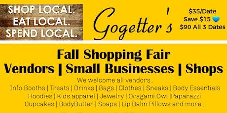 Fall Shopping Fair tickets
