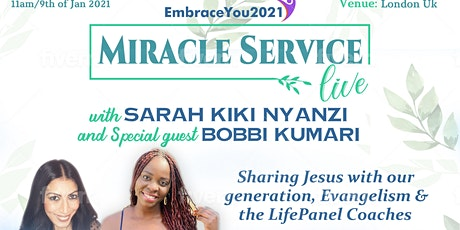 MIRACLE SERVICE tickets
