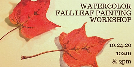 Fall Watercolor Workshop tickets