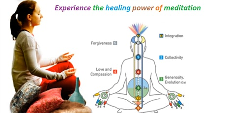 Online: Cinncinnati Free Guided Meditation Class- Experience the healing! tickets