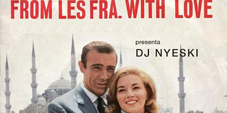 DJ Nyeski - From Les Franqueses With Love entradas