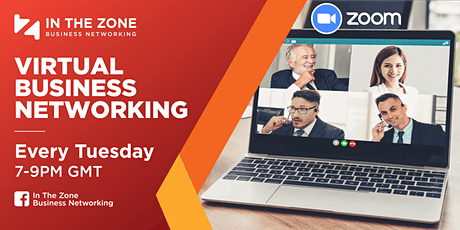In The Zone | Virtual Business Networking tickets