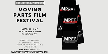 Moving Parts Film Festival  |Fall Selections 2020 tickets
