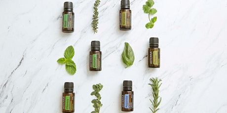 Cooking with Herbs and their Essential Oils tickets