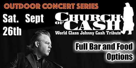 Church of Cash  LIVE OUTSIDE!! tickets