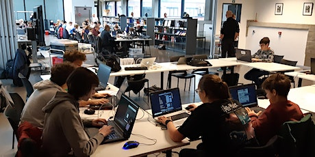 CoderDojo Ieper - 10/10/2020 tickets
