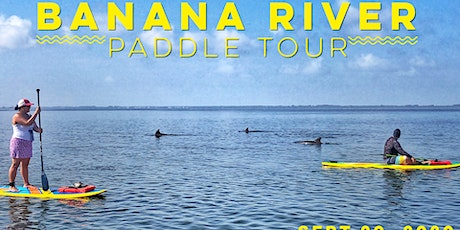 Banana River Dolphin & Manatee Tour tickets