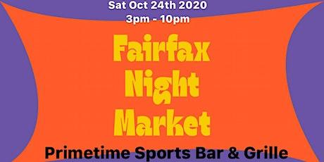 Fairfax Night Market tickets