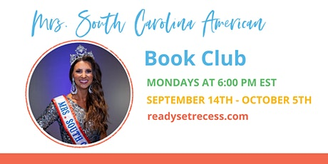 Book Club with Mrs. South Carolina American tickets