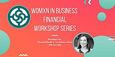 Financial Health & Your Balance Sheet - NAWBO Oregon tickets
