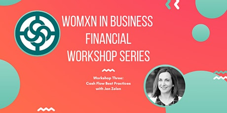 Cash Flow Best Practices for Womxn in Business - NAWBO Oregon tickets