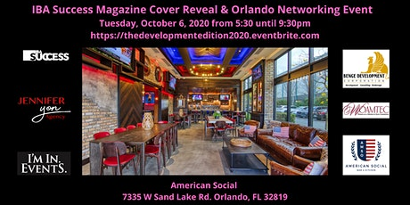 IBA Success Magazine Cover Reveal  & Orlando Networking Event (Pink Edition tickets