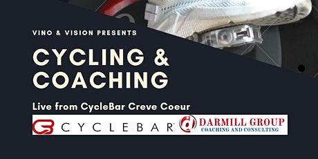 Cycling & Coaching: Live from CycleBar Creve Coeur tickets
