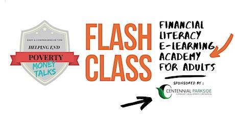 Flash Class tickets