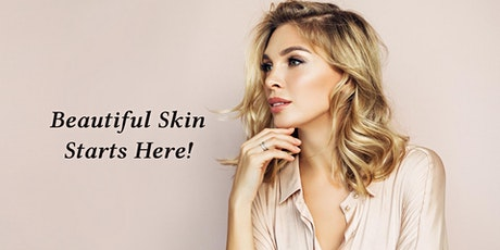Beautiful Skin  is Here!  A Skin Rejuvenation Event on Thursday, October 8. tickets