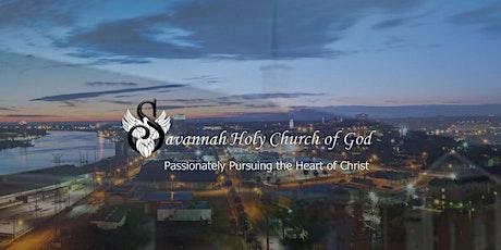 Savannah Holy Church of God tickets