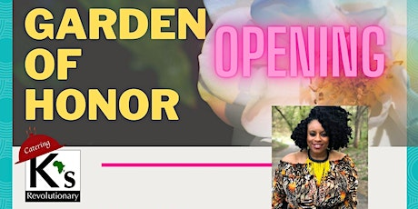 Garden of Honor Drive up Opening tickets