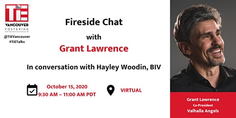 Fireside Chat with Grant Lawrence tickets