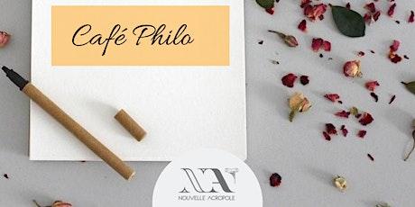 Café Philo : Un homme libre est-il un homme sans devoir ? billets