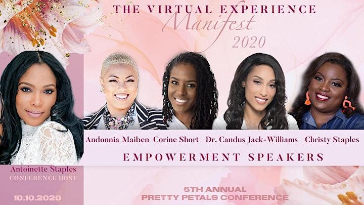 5th Annual Pretty Petals Conference image