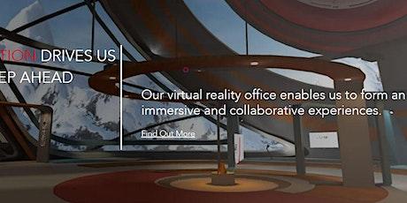 VR - Das neue Werkzeug für das moderne Büro? Tickets