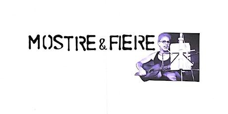 Mostre & Fiere - aperitivo con spettacolo di Filomena 'Filo' Sottile biglietti