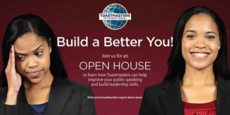 Ryerson Toastmasters Virtual Fall Open House tickets