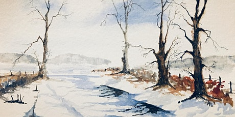 Watercolours for Beginners - A Six Week Tutor Lead Online Course tickets